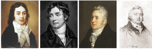 NEW Composite portraits of coleridge