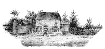 An impression of the cottage in Coleridge's time
